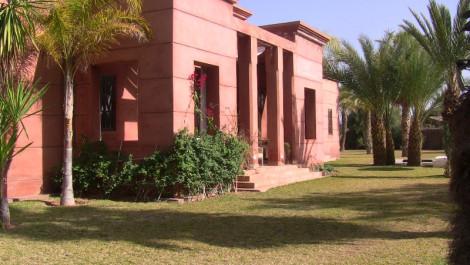 belle villa piscine à 15 mn de Marrakech