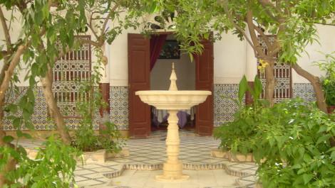 Beau Riad à rénover