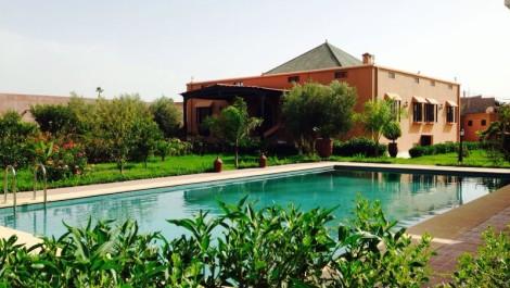 Magnifique villa à louer à 10 minutes du centre ville