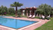 Villa de charme sur 5000 m². rte d'Amizmiz