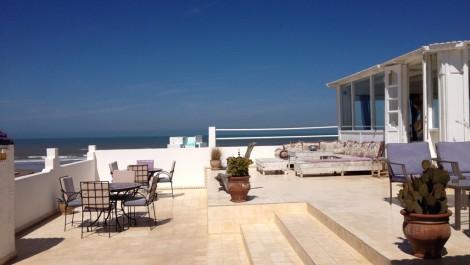 Très bel hôtel en exploitation à Essaouira
