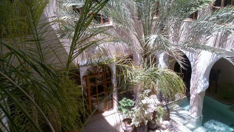 Riad de charme – Classé Maison d'hôtes de luxe