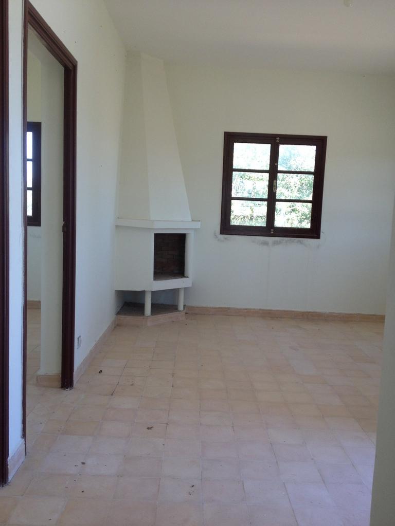 Petite maison de campagne for Agrandissement maison fiscalite