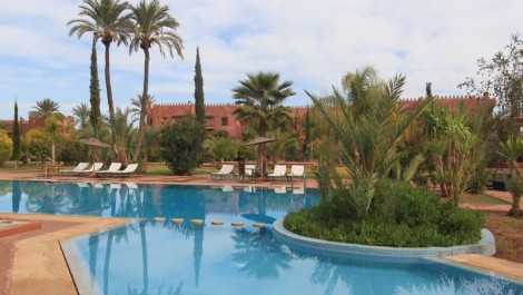 Charming villas in Bab Atlas, Palm grove of Marrakech