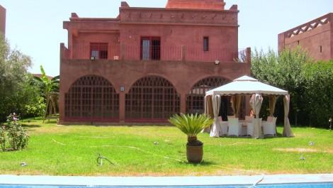 Splendide villa marocaine à 5 minutes de la ville