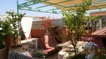 Appartement avec toit terrasse à Marrakech