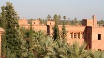 Villa-Riad très spacieuse dans résidence calme à 5 mnt du centre ville