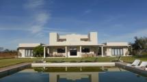 Magnifique villa contemporaine route d'Amizmiz