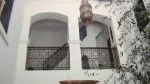 Petit Riad traditionnel proche de la place Jemaa el Fna