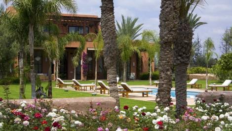 Villa cinq chambres – 10 à 12 personnes