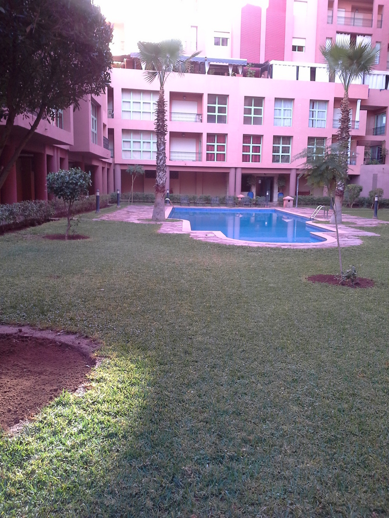Dupleix proche jardin majorelle avec piscine collective for Piscine collective