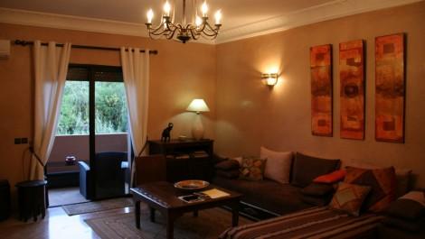 Appartement 2 chambres donnant sur Parc Arboré