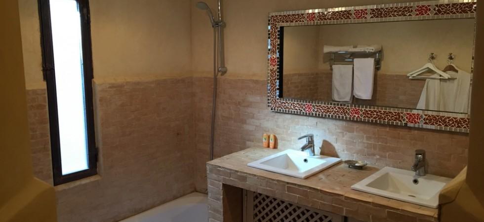 salle de bain en bejmat