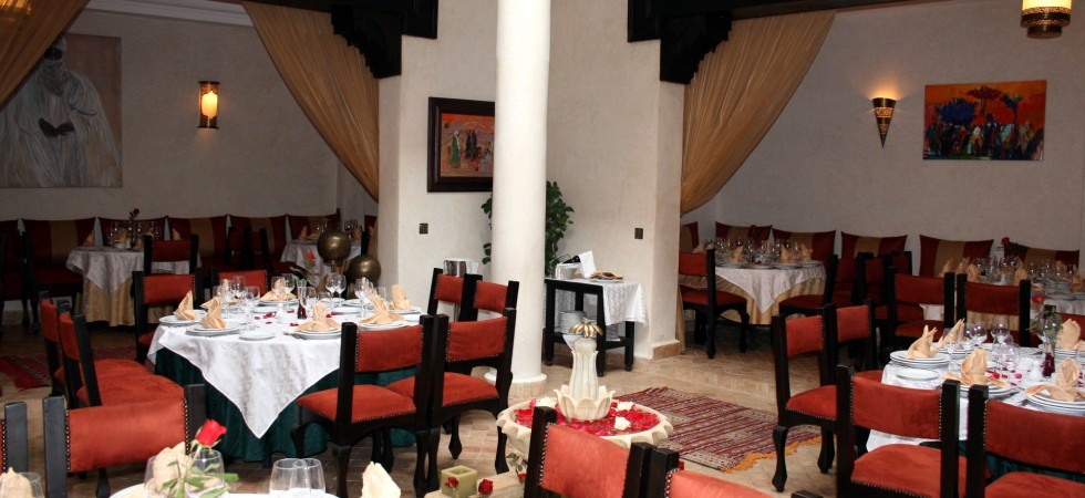 restaurant marrakech médina à vendre