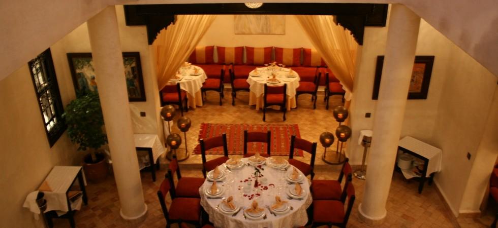 achat restaurant médina marrakech maroc