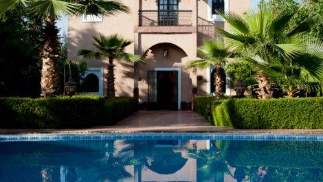 Très belle Villa Riad à saisir!