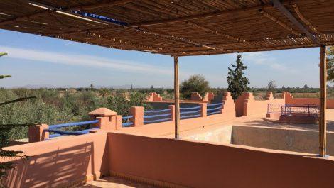 Jolie ferme en pleine campagne de Marrakech