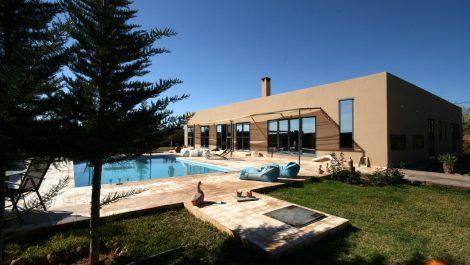 Rare – Location villa 5 Chambres à long terme, proche école américaine.