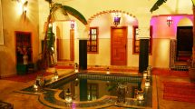 Rare: a 9 suites riad guest houses