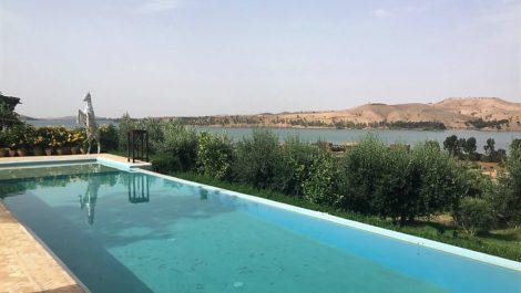 Villa au bord du lac unique!