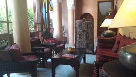Riad – Maison d'hôte de charme à Mouassine