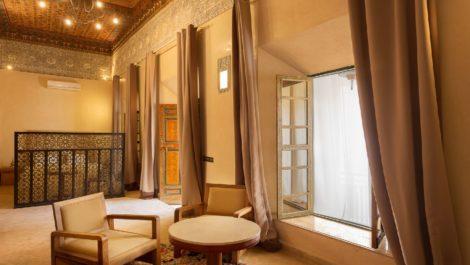 Luxueux Riad adossé aux murs du Palais Royal