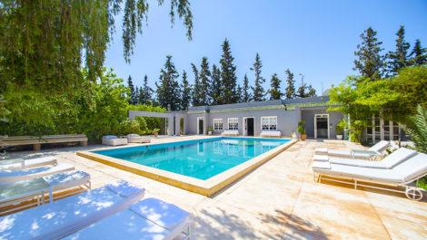 Très belle villa à louer