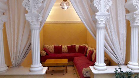Petit Riad bien placé pour hébergement alternatif