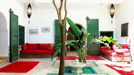 Riad maison d'hôtes de qualité à proximité de Jemaa el Fna – PRIX NEGOCIABLE