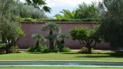 Superbe villa de plain-pied au sein d'un domaine privé