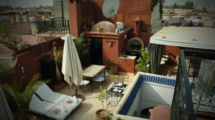 Riad-Guest house well located with six rooms and very good profitability