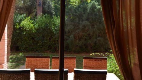 appartement en rez-de-jardin 3 chambres dans belle copropriété