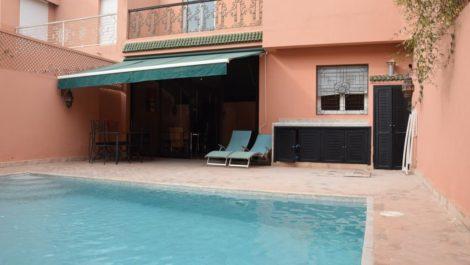 Petite villa 3 chambres avec piscine à saisir!