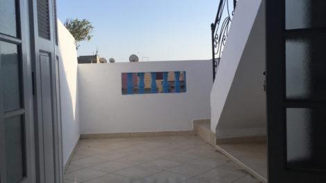 Bel appartement neuf avec double terrasse
