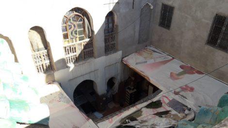 A reconstruire exceptionnel (Riad des Branson, Sebban, MK) dernière opportunité à Ksour