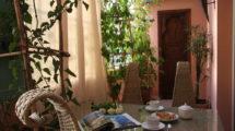 Appartement avec belle terrasse à petit prix!