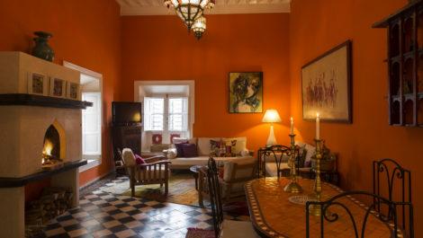 Magnifique appartement en médina