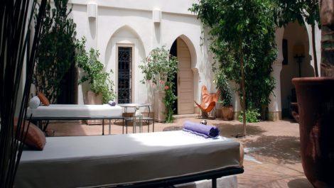 Riad – Maison d'hôtes qui a atteint le sommet du confort, de la qualité, de l'hospitalité. Exemplaire !