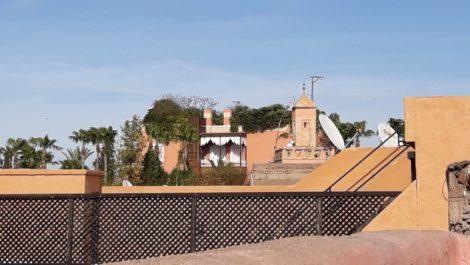 Emplacement exceptionnel, Sidi Mimoun, vue à couper le souffle !