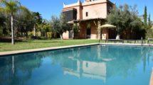 Belles villas dans petit domaine privée à 15 mnt de Marrakech