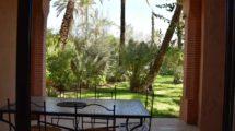Magnifique appartement en rez-de-jardin dans la Palmeraie