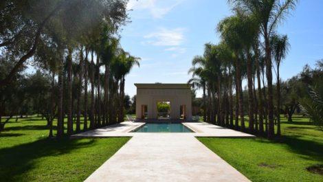 Magnifique villa classique aux finitions exceptionnelles