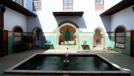 Riad de charme situé à côté du Musée Boucharouite