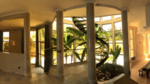Belle villa en zone urbaine