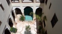 Dar El Bacha, beautiful Riad with adjoining Douiria, large patio, large pool, beautiful terrace