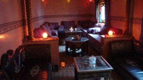 Maison de charme située à 10 minutes à pied de la Place Jemaa El Fna