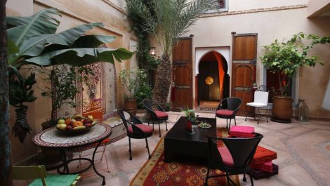 Opportunité à saisir en médina de Marrakech