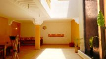 Excellent opportunity for this Riad renovated and very well placed in the Kasbah