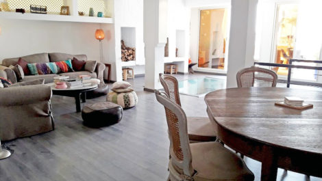 Vaste et luxueux duplex avec plus de 100 m² de terrasses, 194 m² habitables, vue incroyable !
