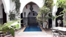 Guest house with 10 rooms for sale in Marrakech Médina